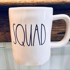 Rae Dunn SQUAD Mug